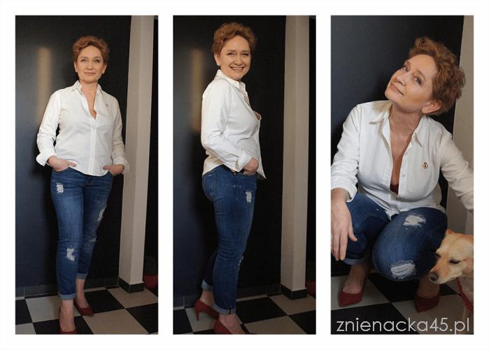 Must have, czyli jeans nasz powszedni! Metamorfoza c.d.