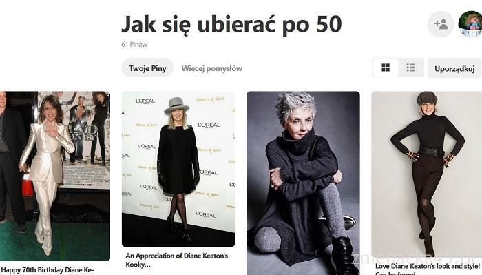 Jak się ubierać po 50, 60 czy 70 i znowu wyglądać bajecznie!!!