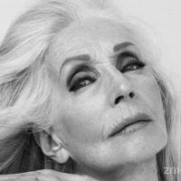 81-letnia modelka topless - Helena Norowicz dla BOHOBOCO