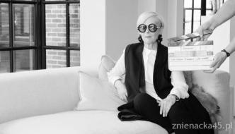 Poznaj Lyn Slater, 63-letnią blogerkę modową, modelkę, profesor uniwersytecką i pracowniczkę socjalną