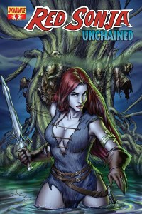 Red Sonja Unchained #4