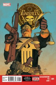 Marvel The Trial of the Punisher