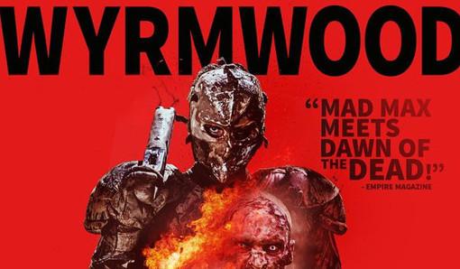 New Australian Zombie Movie! Wyrmwood: Road of the Dead