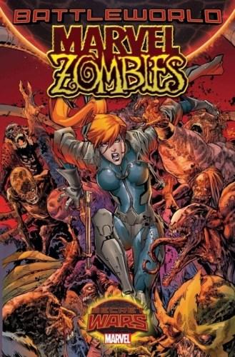 "Marvel Announces ""Zombies"" Series!"