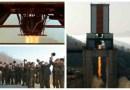 Corea del Norte hace demostración de motor de cohete