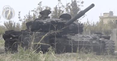Sudán en tratativas por 170 T-72 rusos.