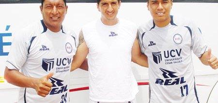 Cesar Vallejo quire tomar el Callao