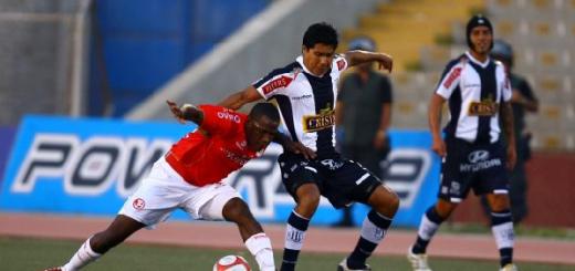 Juan Aurich vs Alianza Lima