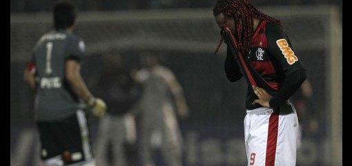 Flamengo pedirá sancion para u de chile