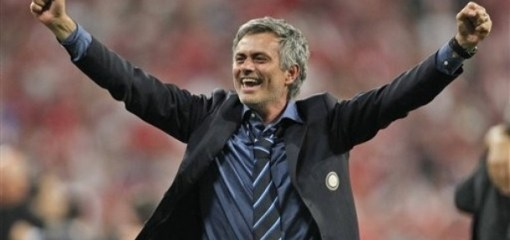 Spain Soccer Real Madrid Mourinho