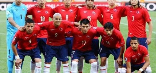 Chile - sudáfrica 2010