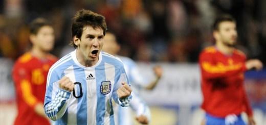 Messi quiere ganar la copa del mundo