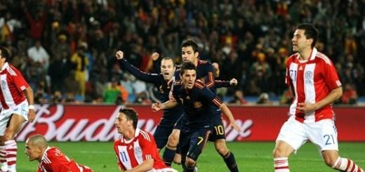 España - Paraguay 10