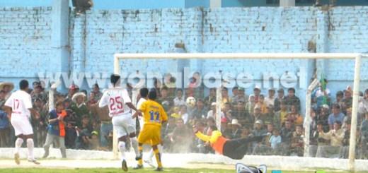 Gol de Henry Urrunaga