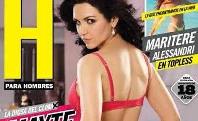 Mayte Carranco Revista H Para Hombres Junio 2011