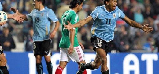 Uruguay - México1