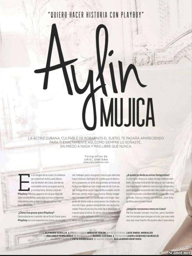 Aylin Mujica Playboy Marzo 2013 zonabase (2)