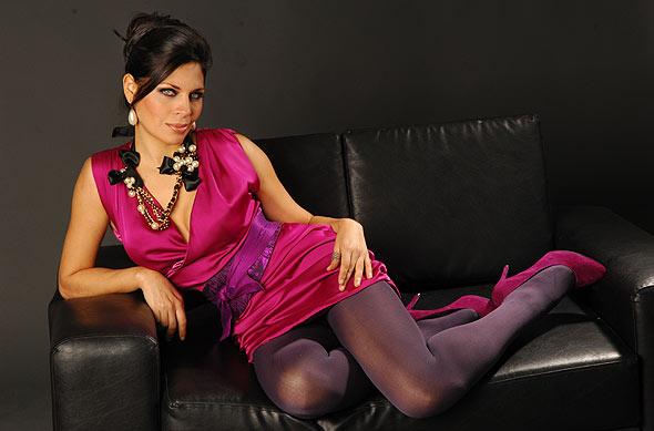 Cecilia Brozovich desnuda