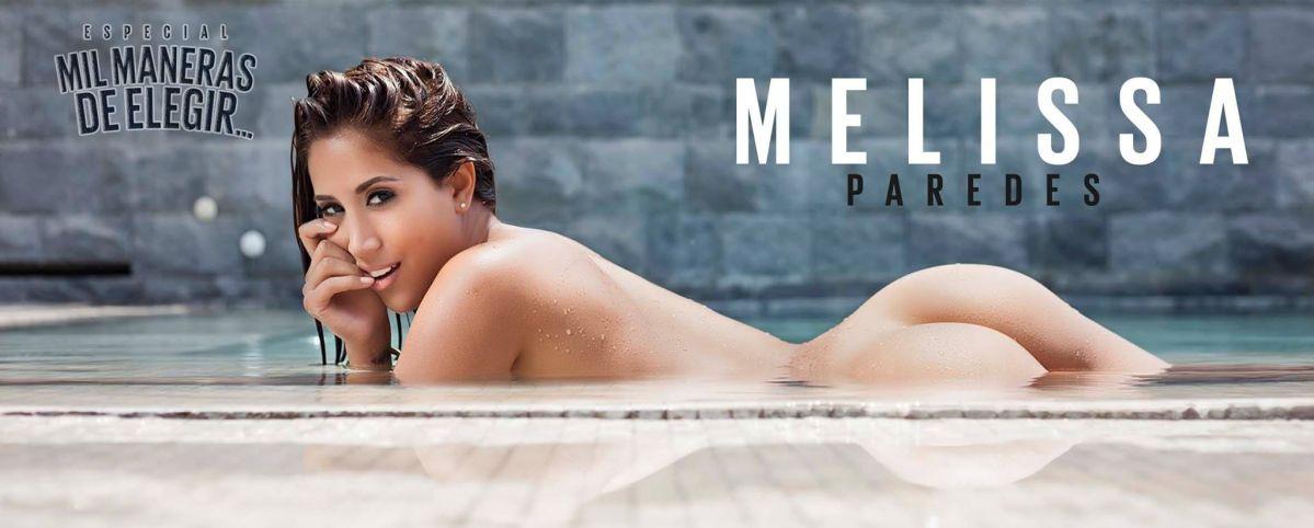 Melissa Paredes Desnuda en Soho Perú