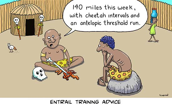 Entrail Training Advice