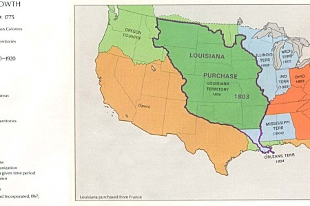 united states territorial growth map 1810 full size