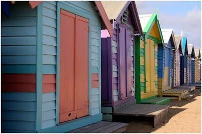 domki-plaża-Australia
