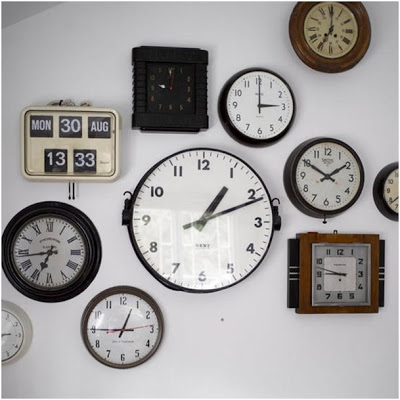 Kolekcja-zegary