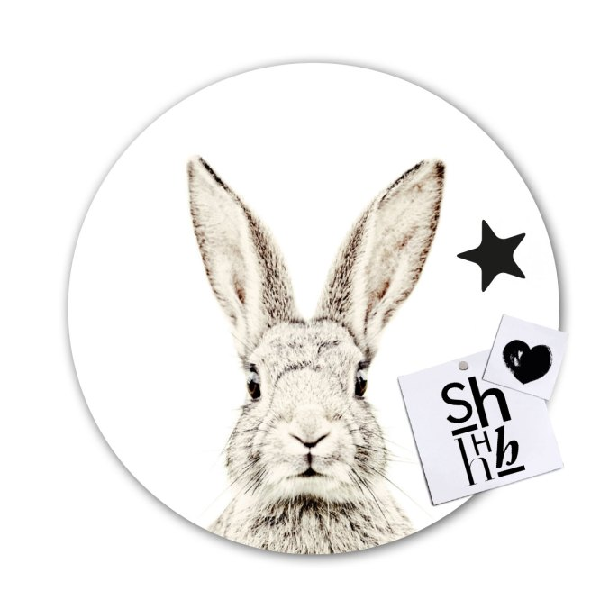 MAGNET STICKER RABBIT