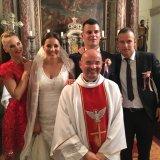 Vjenčani Goran i Mia