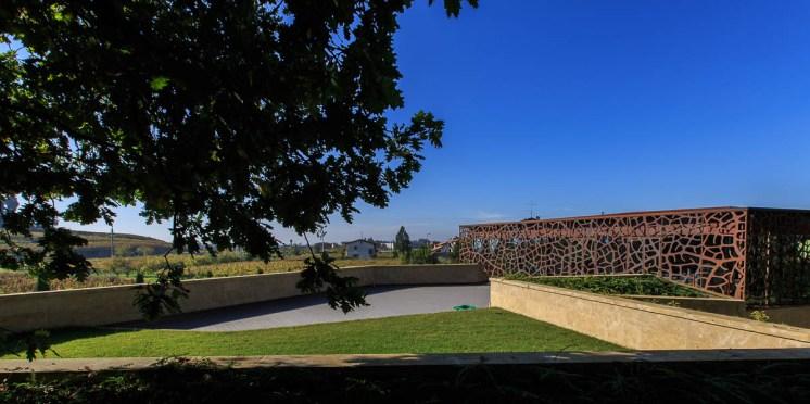cantina, veduta panoramica