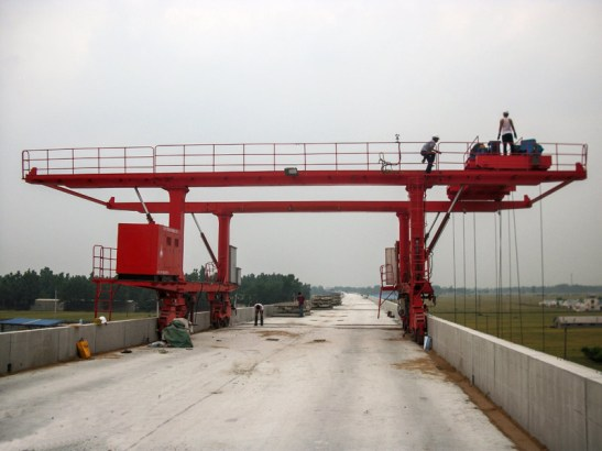 bridge and gantry crane