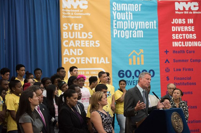 how to find summer employment