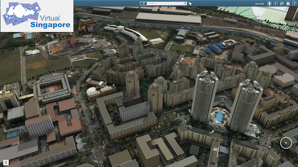 Virtual Singapore screenshot1