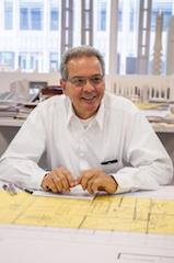 Gordon Beckman, AIA Principal and Design Director for John Portman & Associates Image Credit: ©John Portman & Associates