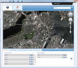 CADtoEarth 2.2 for Autodesk® Revit® extending a family of add-ins that establishes a bi-directional connection between CAD environments and Google Earth or Google Maps. The CADtoEarth 2.2 add-in now allows users to create personal accounts on the CADtoEarth web application and provides individual control over the visibility of uploaded data.