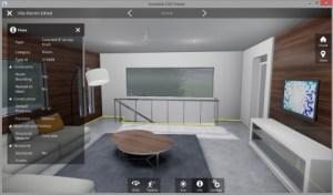 Autodesk LIVE Viewer, Villa Martini
