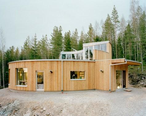 Villa Nyberg Exterior