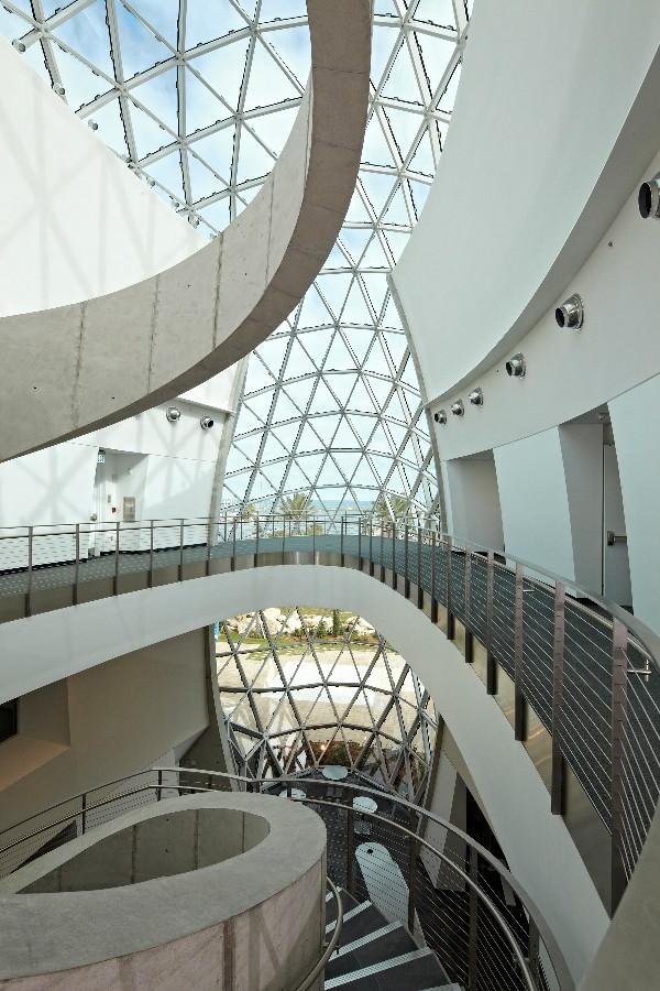 Second Floor Lobby 2 - Moris Moreno