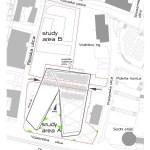 Site Plan of Moribar Art Gallery
