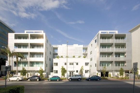 Montclair condominium complex