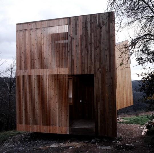 Design minimizes impact on the environment.