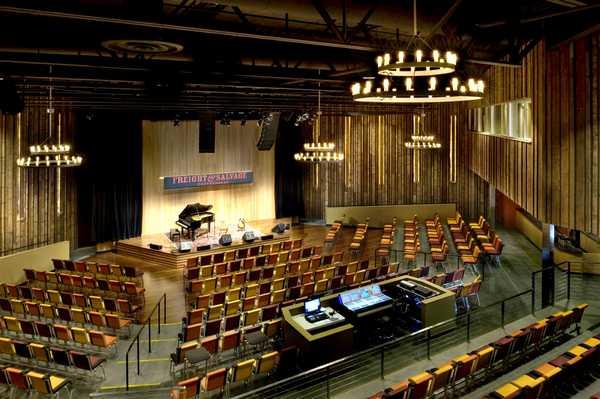 Theatre House