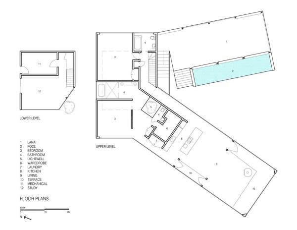 Napa River House Plan