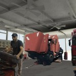 Engine Shop of Nassiriyah Truck Stop