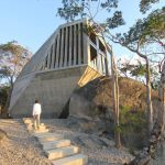 Sunset Chapel - Photograph by Esteban Suárez