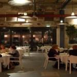 Dinner in Restaurant Stork