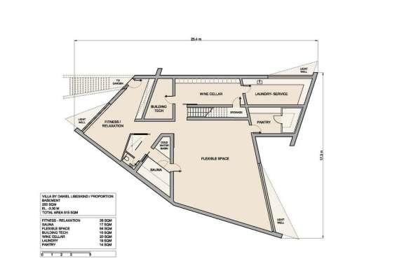 Basement Plan (c) SDL