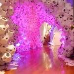 """Coral"" tunnel - (c) Ian Barnes/ERCO"