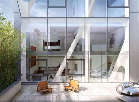 2nd Floor Terrace