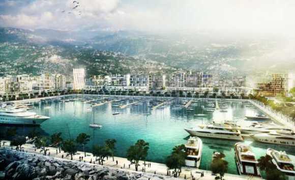 Lebanon Waterfront City